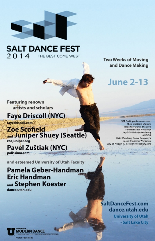 SaltDanceFest 2014 is Right Around the Corner