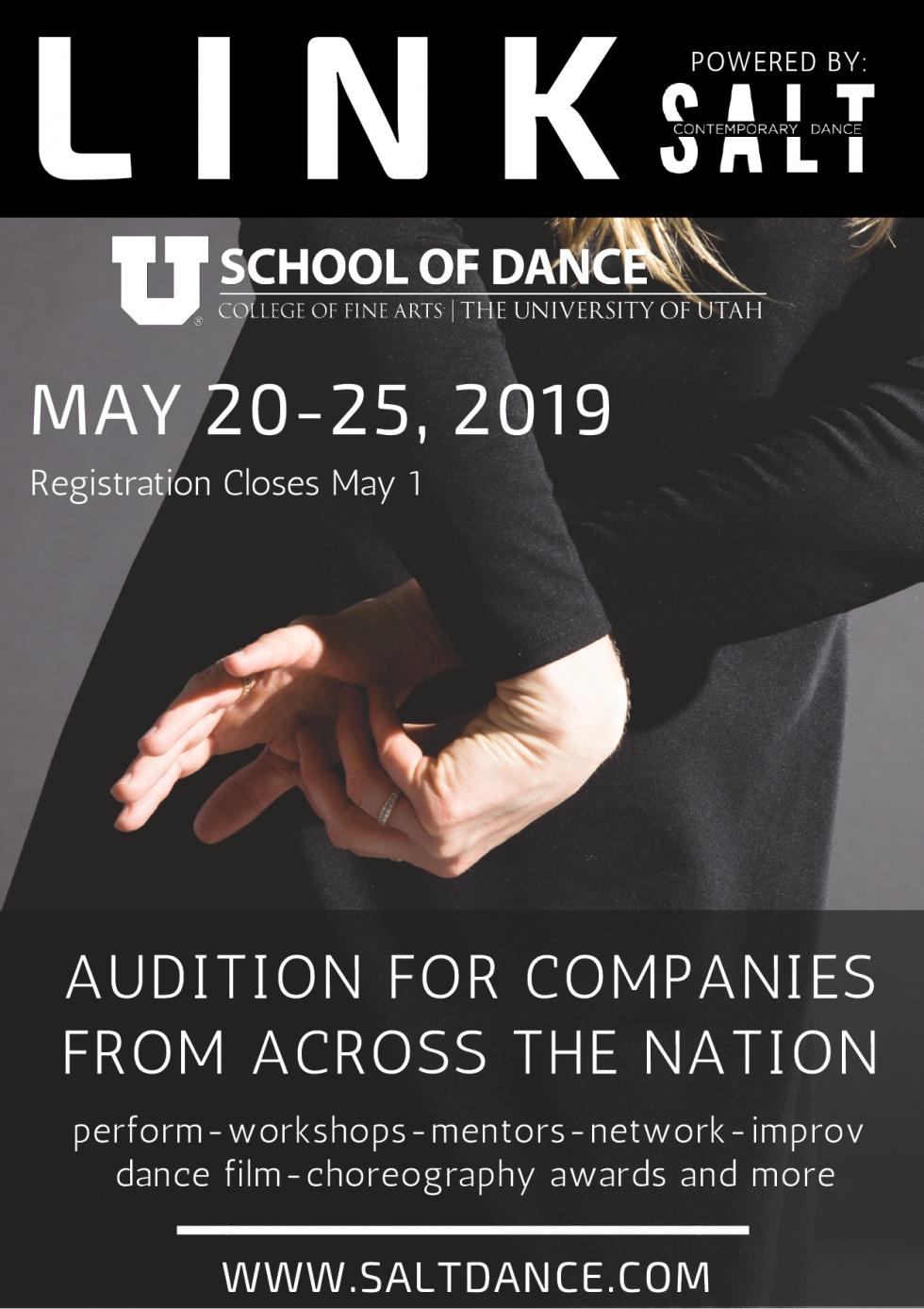 School of Dance, University of Utah - The School of Dance