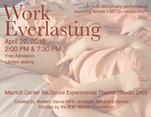 """Work Everlasting"" - an interview with Alex Barbier"