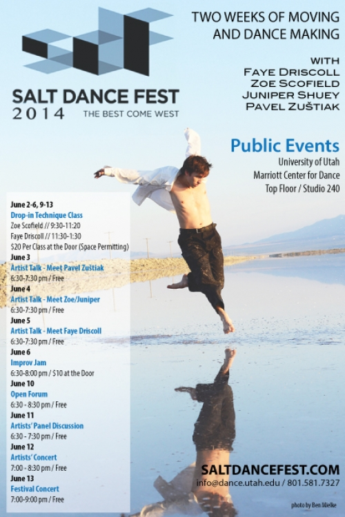 SaltDanceFest Public Events