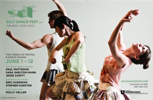 5th Annual SaltDanceFest Starts June 1