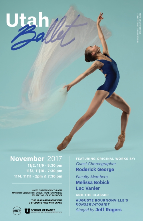 Utah Ballet to Open November 2nd